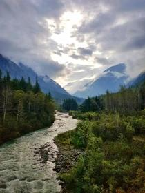Tongass National Forrest Alaska