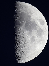 Tonights  moon from Manchester UK