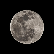 Tonights Wolf Moon The first of  full moons in