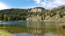 Tony Grove Lake - Cache National Forest - Utah USA - x