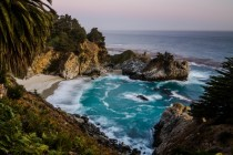 Took another trip out to McWay falls in Big Sur CA