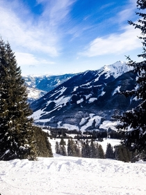 Took this in Austria saalbach