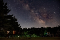Took this in NH last week I love photographing the Milky Way
