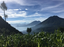 Took this on the way down from a hike Lake Atitlan Guatemala