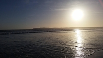 Took this pic while on vacation Coronado beach California