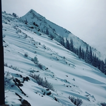Took this the other day skiing Mount Crested Butte CO