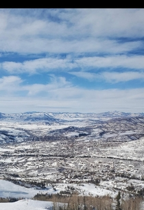 Top of the Mountain Steamboat Springs CO