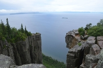 Top of the Sleeping Giant Ontario x
