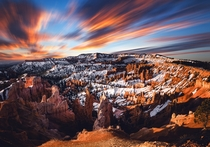 Top  Sunrises Ive experienced - Bryce Canyon Utah