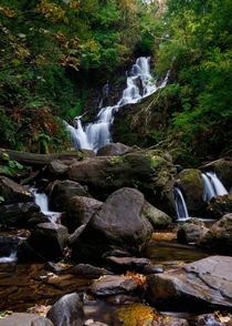 Torc Waterfall  Killarney National Park  IGdustinhudson