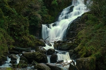 Torc Waterfalls Ireland