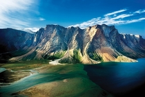 Torngat Mountains Newfoundland and Labrador  by Wayne Barrett Barrett amp Mackay Photography