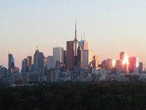 Toronto from the East Side
