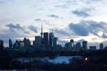 Toronto Ontario from an different perspective