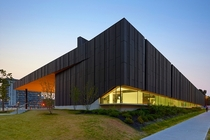 Torontos Regent Park Aquatic Centre by MacLennan Jaunkalns Miller Architects