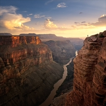 Toroweap - Grand Canyon National Park AZ  Photo by Dan Ransom