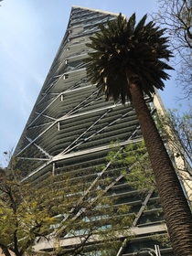 Torre Reforma  Mexico City photo by Keizers