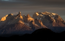 Torres del Paine by Julian Rohn