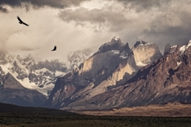 Torres del Paine Chile  by Russmosis