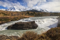 Torres Del Paine national park Chile