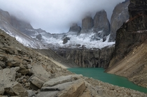 Torres del Paine National Park Chile  by Ettore Chiereguini