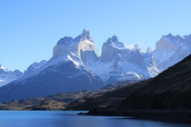 Torres del Paine national park Chile OC - x