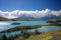 Torres del Paine National Park Patagonia