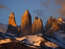 Torres del Paine National Park - Patagonia Chile - Maria Stenzel