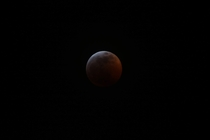Total lunar eclipse January