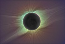 Total solar eclipse in