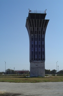 Tower from Robert Mueller Municipal Airport - all thats left of the terminal