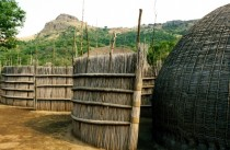 Traditional village in Swaziland xp rarchitectureporn