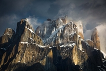Trango Towers Karakoram Pakistan  By Colin Prior