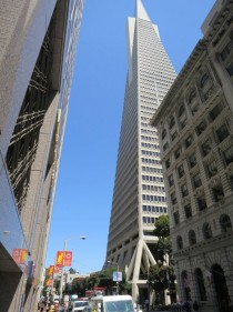 Transamerica Pyramid San Francisco William Pereira