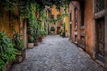 Trastevere Rome  xpost from ItalyPhotos