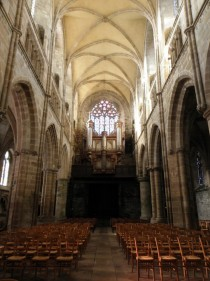 Treguier Cathedral France