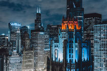 Tribune Tower Chicago - Completed in