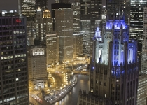 Tribune Tower - John Mead Howells and Raymond Hood