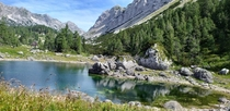 Triglav Lakes Valley Slovenia