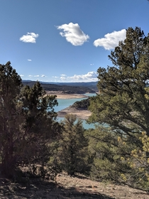 Trinidad Lake State Park CO