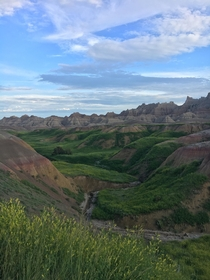 Trip cross country during our move decided to make a stop at the Badlands Very glad we did