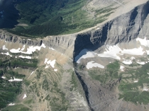 Triple Divide Peak Montana USA The peak shed water to the Pacific Atlantic and Arctic Oceans a very rare place on Earth