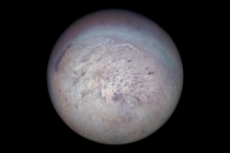 Triton is the largest natural satellite of the planet Neptune and the first Neptunian moon to be discovered