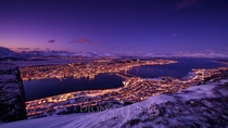 Troms Norway  by Dionys Moser x-post rNorwayPics