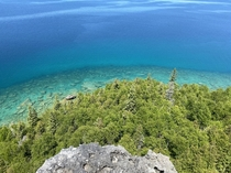 Tropical hues in a northern country - Bruce Peninsula Canada