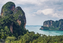 Tropical paradise - Railay Thailand