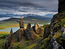 Trotternish Peninsula ScotlandPhotograph by Jim Richardson