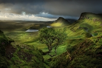 Trotternish Ridge Isle of Skye  by Jamie Fox