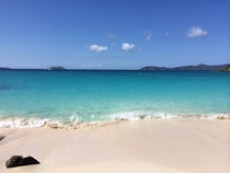 Trunk Bay St John