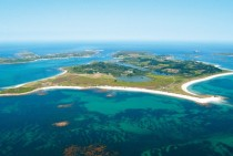 Trusco Island Isles of Scilly Cornwall UK
